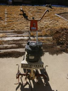 Roto-Tiller & Lawn Mower For Sale 008