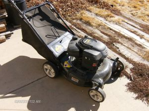 Roto-Tiller & Lawn Mower For Sale 015